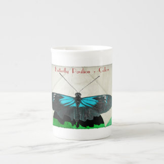Butterfly Pavilion - Colors Bone China Mug