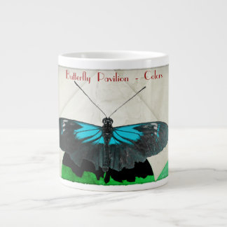 Butterfly Pavilion - Colors Jumbo Mug