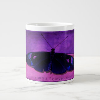 Butterfly Pavilion - Colors - Purple - Coffee Cup Jumbo Mug