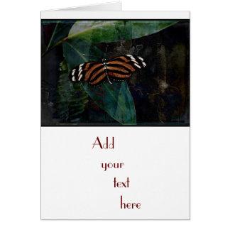 Butterfly Pavilion - Tygre Card
