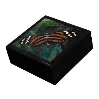 Butterfly Pavilion - Tygre - Decorative Box Large Square Gift Box