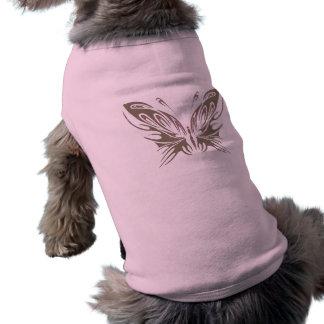 {Butterfly} Pet Tank Top Doggie Tshirt