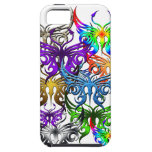 Butterfly phone case. iPhone 5 cover