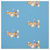 Butterfly Pilot Pixel Art Aeroplane