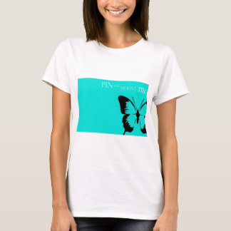 Butterfly pin and mount T-Shirt