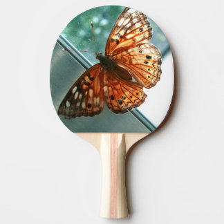 Butterfly Ping Pong Ball Paddle