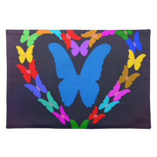 butterfly placemat
