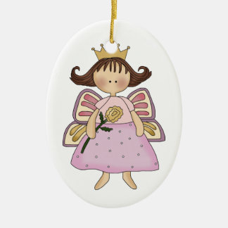 Butterfly Princess ornament