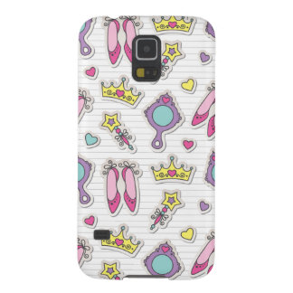 butterfly princess pattern case for galaxy s5