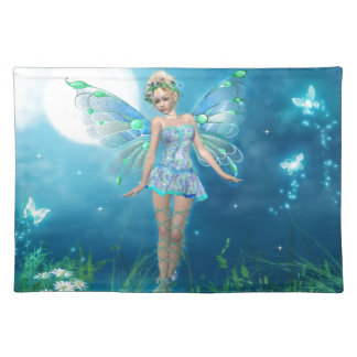 Butterfly Princess Placemat