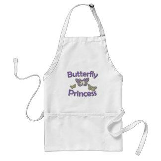 Butterfly Princess Standard Apron