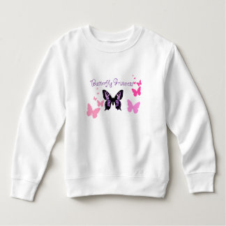 Butterfly Princess Sweatshirt