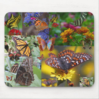 BUTTERFLY QUILT! Mousepad