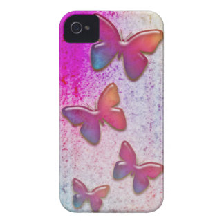 Butterfly Rainbow iPhone 4 Cases