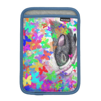 butterfly rat Rickshaw iPad mini sleeve