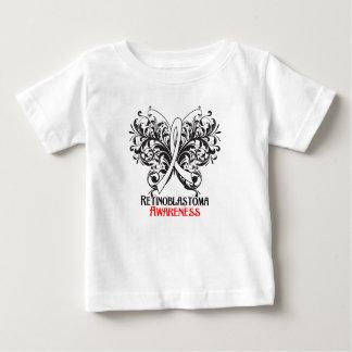 Butterfly Retinoblastoma Cancer Awareness Tee Shirt