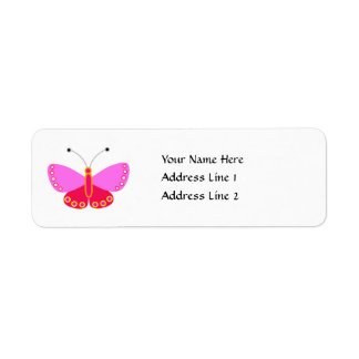 Butterfly Return Address