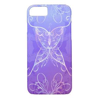 Butterfly Ribbon Phone Case