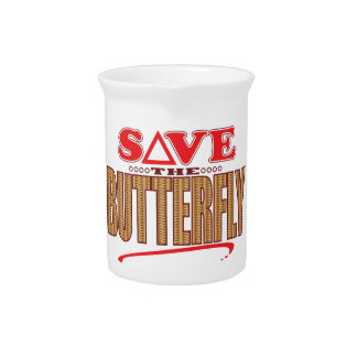 Butterfly Save Pitcher