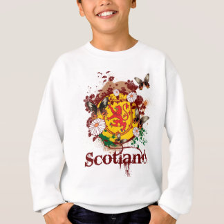 Butterfly Scotland Sweatshirt