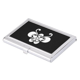 Butterfly-shaped goka business card holder