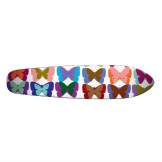 Butterfly Show 18.1 Cm Old School Skateboard Deck