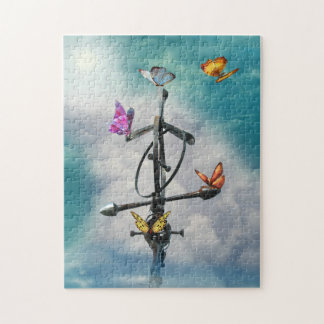 Butterfly Sign Puzzle