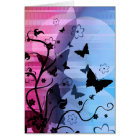 Butterfly Silhouettes Card