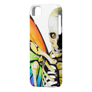 Butterfly Skeleton iPhone 5 Case