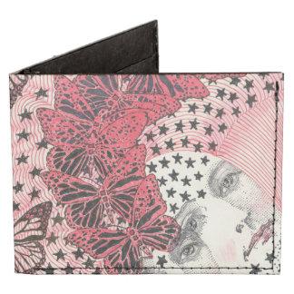 Butterfly Sky Tyvek® Wallet by Elyse Kelleman