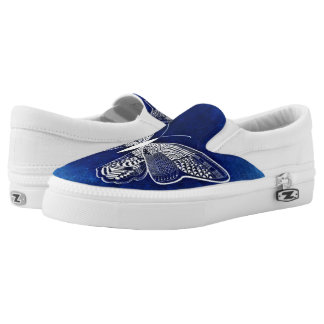 Butterfly Slip-On Shoes