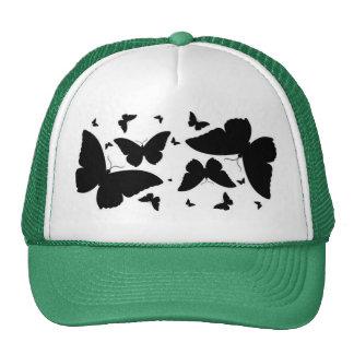 Butterfly Snapback Trucker Hat