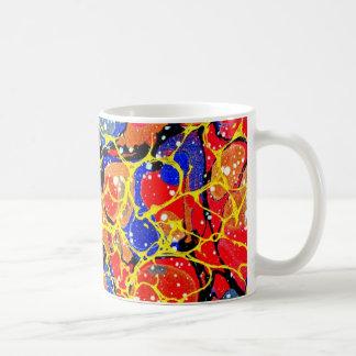 Butterfly Splash mug