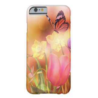 Butterfly Spring sun dance iPhone 6 case Barely There iPhone 6 Case