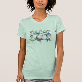 Butterfly Spring T Shirts