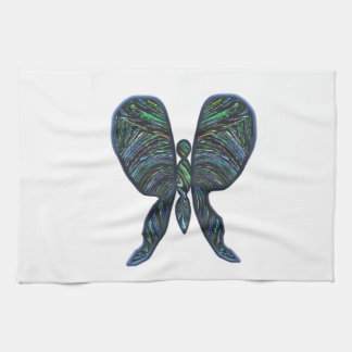 Butterfly, stained glass, spiral, t shirts, gifts towels
