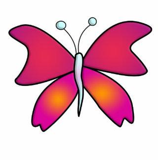 Butterfly Standing Photo Sculpture