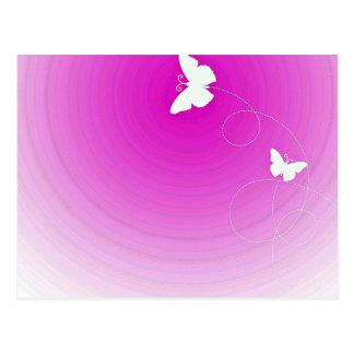 Butterfly Subject Postcard