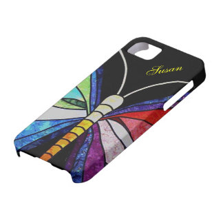 Butterfly Susan iPhone 5 Cases