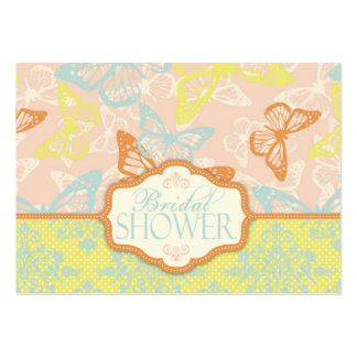 Butterfly Sweet Flirt BRS Reminder Notecard Pack Of Chubby Business Cards