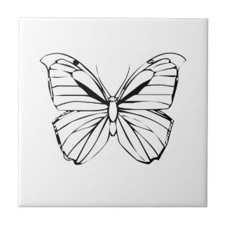 Butterfly Ceramic Tiles