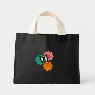 Butterfly Mini Tote Bag