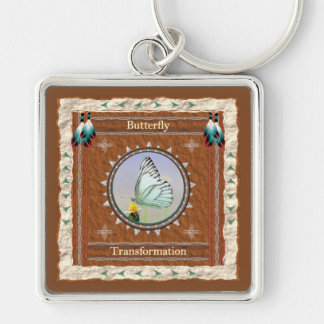 Butterfly  -Transformation- Key Chain