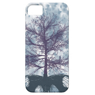 Butterfly Tree iPhone 5 Case