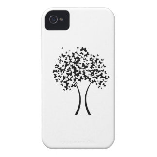 Butterfly tree iPhone 4 Case-Mate case