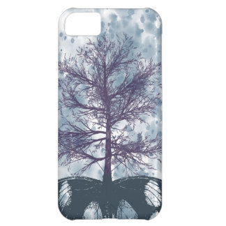 Butterfly Tree iPhone 5C Covers