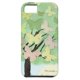 Butterfly Tree iPhone Case iPhone 5 Case