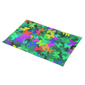 butterfly tree placemat