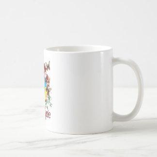 Butterfly Ukraine Coffee Mug