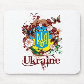Butterfly Ukraine Mouse Mat